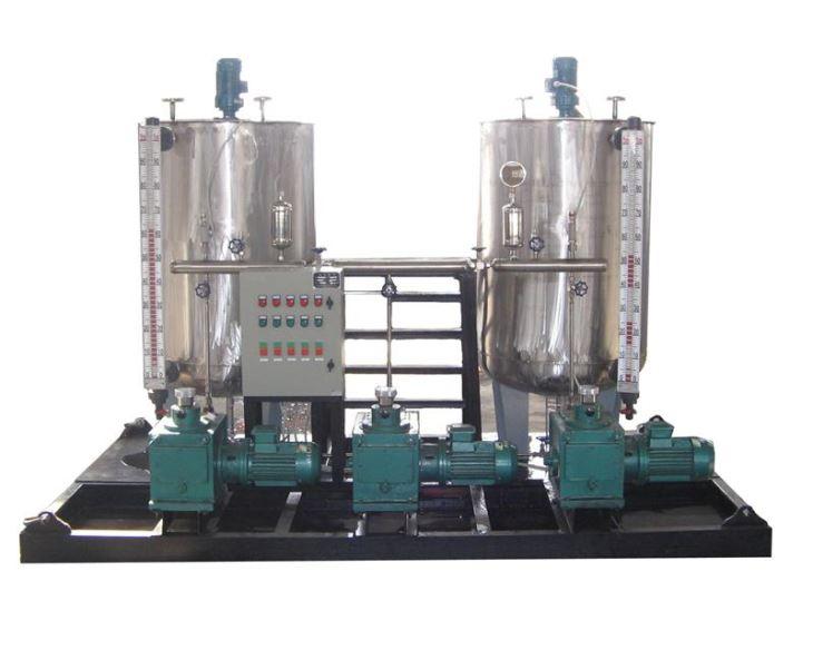 二罐三泵jbo电竞计量泵