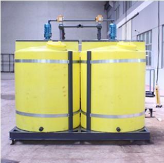 二罐二泵jbo电竞计量泵
